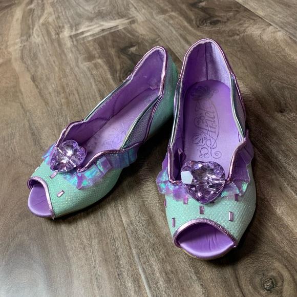 ac2f45d162056 Kids Disney Ariel Dress-Up Heels